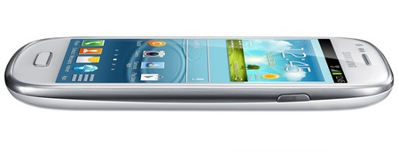 Samsung Galaxy S III Mini Smartphone side