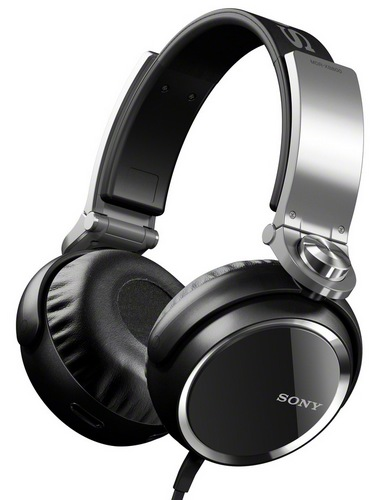 Sony MDR-XB800 Extra Bass headphones 1