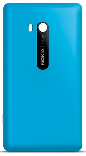 T-Mobile Nokia Lumia 810 Windows Phone 8 Smartphone cyan shell