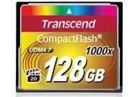 Transcend Ultimate 1000x CompactFlash Memory Cards