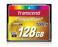 Transcend Ultimate 1000x CompactFlash Memory Cards