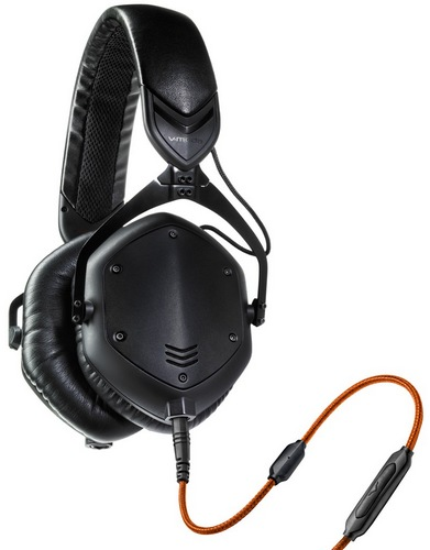 V-Moda Crossfade M-100 Metal Customizable Headphones 1