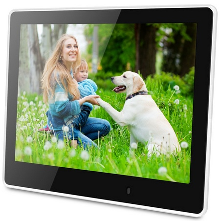 ViewSonic VFM820-50 Ultra-slim Digital Photo Frame