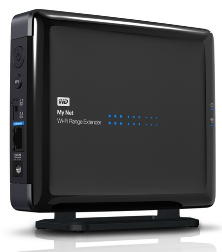Western Digital My Net WiFi Range Extender 1