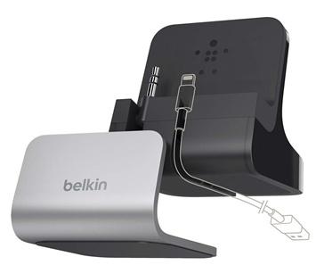 Belkin Charger+Sync Dock for Lightning Connector details