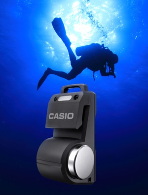 Casio Logosease Underwater Transceiver for Scube Diving