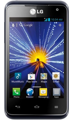 Cricket LG Optimus Regard 4G LTE Smartphone