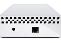 LaCie CloudBox Simple Network Storage Solution back