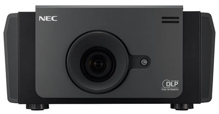 NEC NC900C Digital Cinema Projector with 2K Resolution front