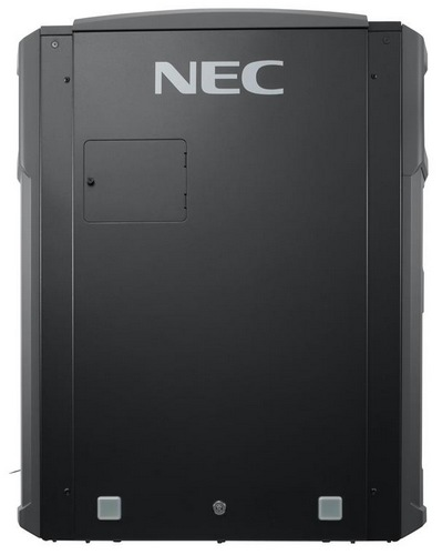 NEC NC900C Digital Cinema Projector with 2K Resolution top