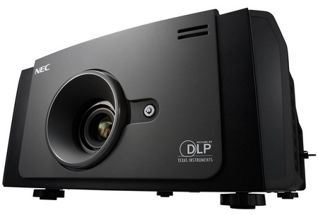 NEC NC900C Digital Cinema Projector with 2K Resolution