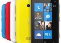 Nokia Lumia 510 Affordable Smartphone with Windows Phone 7.5 colors