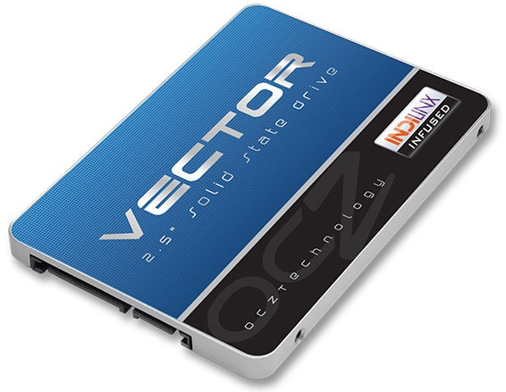 OCZ Vector SSD powered by Indilinx Barefoot 3 Controller