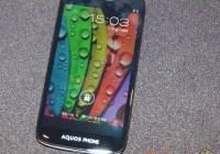 Sharp AQUOS Phone SH930W 5-inch 1080p Smartphone