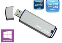 Super Talent USB 3.0 Express RC8 Flash Drive now certified Windows To Go