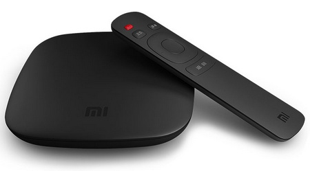 Xiaomi Box Android Streaming Box supports AirPlay, DLNA and Miracast