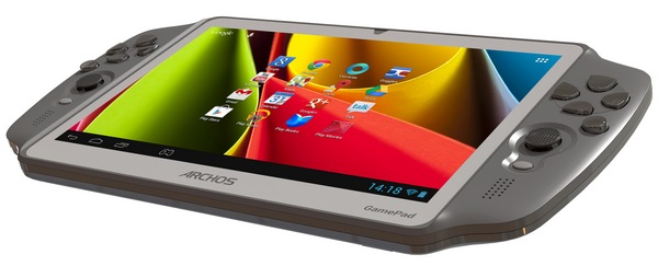 Archos GamePad 7-inch Android Gaming Tablet angle 1