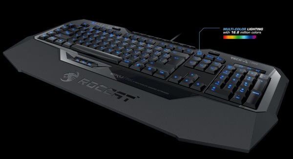 ROCCAT Isku FX Gaming Keyboard 1