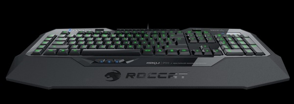 ROCCAT Isku FX Gaming Keyboard front