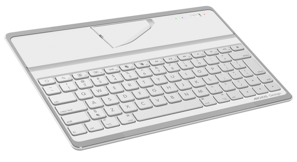 Archos Ultrathin Bluetooth Keyboard for iPad 1