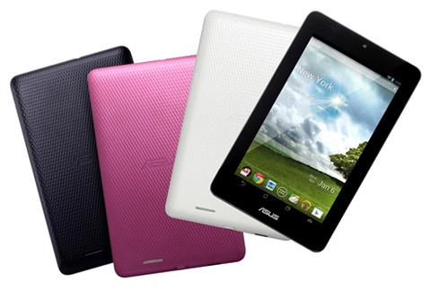 Asus MeMO Pad is a 7-inch $149.99 Android Tablet