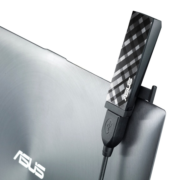 Asus USB-AC53 USB WiFi 802.11ac Adapter