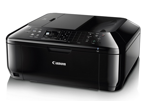 Canon PIXMA MX522 wireless office all-in-one printer