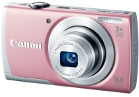 Canon PowerShot A2600 digital camera pink