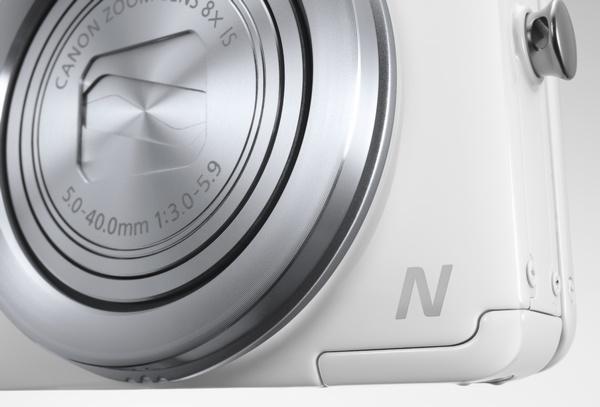 Canon PowerShot N Camera logo