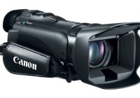 Canon VIXIA HF G20 Prosumer Full HD Camcorder angle front