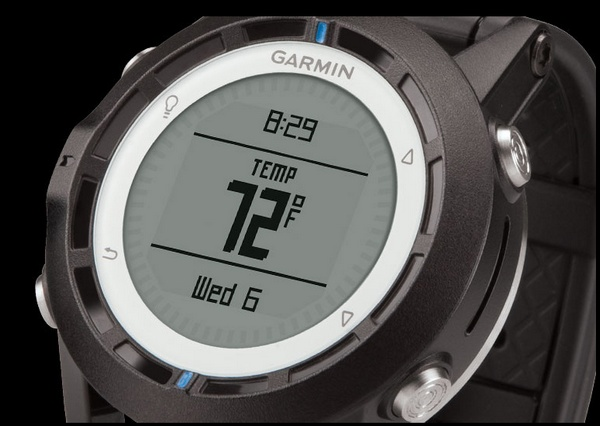 Garmin quatix Marine GPS Watch close