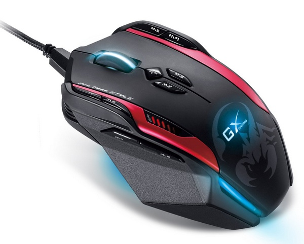Genius Gila Professional Gaming Laser Mouse 1
