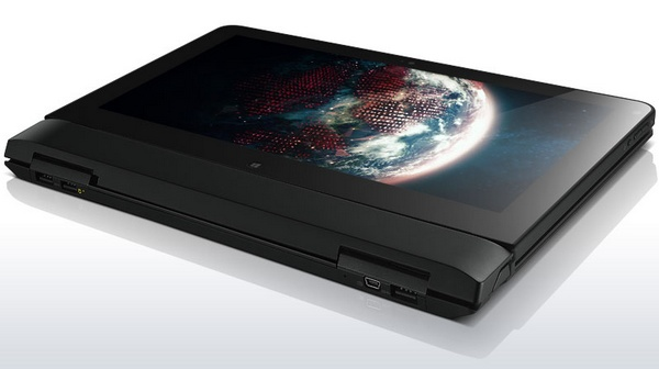 Lenovo ThinkPad Helix Convertible Ultrabook table+ mode
