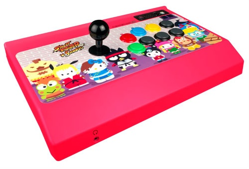 Mad Catz Street Fighter X Sanrio Arcade FightStick PRO