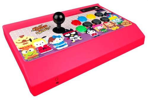 Mad Catz Street Fighter X Sanrio Arcade FightStick PRO