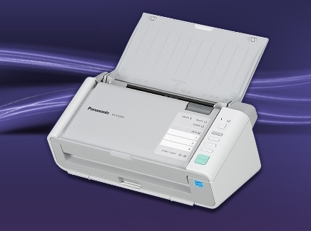 Panasonic KV-S1026C personal document scanner