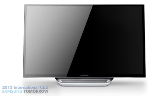 Samsung Series 7 SC750 LCD display