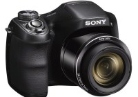 Sony Cyber-shot DSC-H200 Camera with 26x Optical Zoom angle