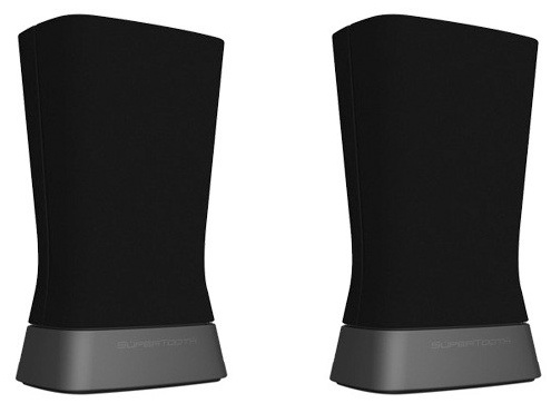 SuperTooth DISCO TWIN Bluetooth speakers