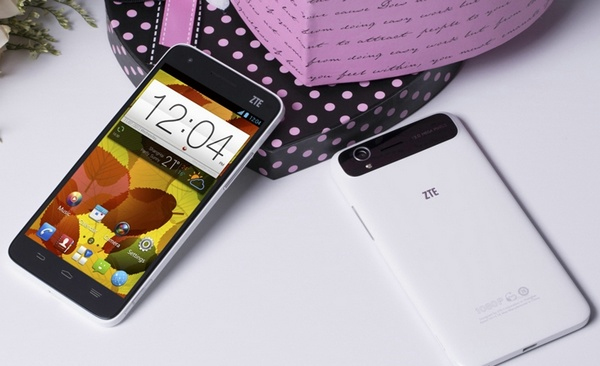 ZTE Grand S - 6.9mm Thinnest 5-inch Full HD Smartphone 2