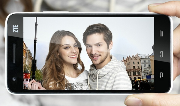 ZTE Grand S - 6.9mm Thinnest 5-inch Full HD Smartphone landscape