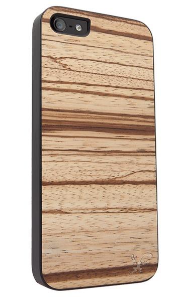 iFrogz Natural Series Eco-Friendly iPhone 5 Case Zabrano