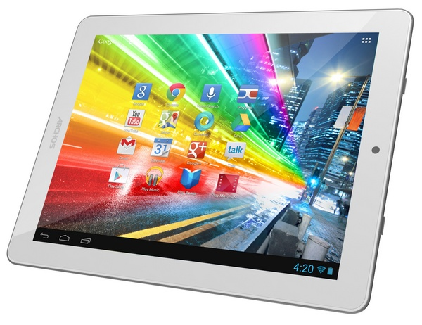 Archos 97 Platinum HD quad-core android tablet