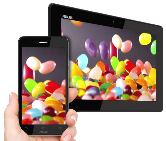 Asus PadFone Infinity Phone-Tablet Hybrid sync