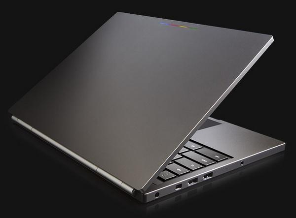 Google Chromebook Pixel angle 1