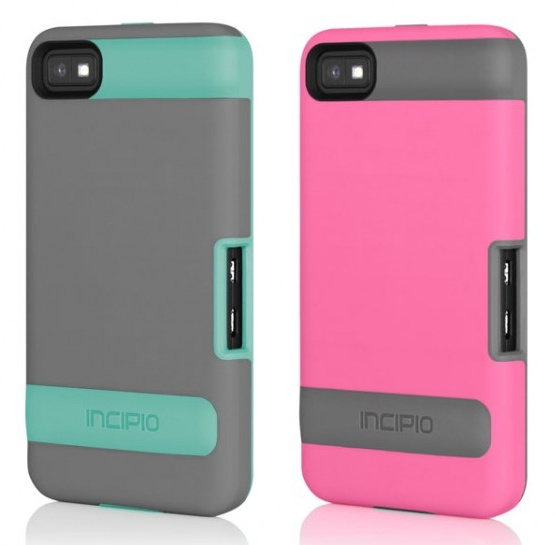 Incipio [OVRMLD] with Holster BlackBerry Z10 case