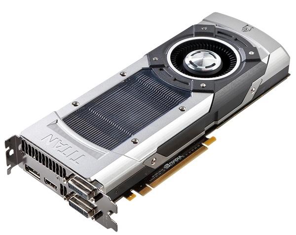 NVIDIA GeForce GTX TITAN is the World's Fastest GPU