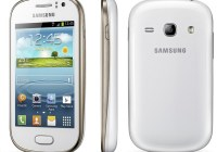 Samsung Galaxy Fame entry-level Smartphone 1