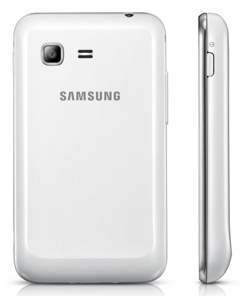 Samsung REX 80 (GT-S5222R) Smart Feature phone back