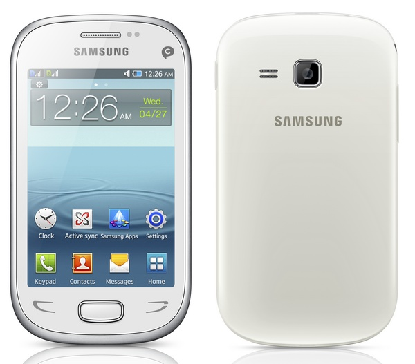 Samsung REX 90 (GT-S5292) smart feature phone